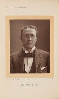 Fred Terry, by Alfred Ellis - NPG Ax28863