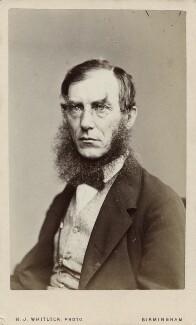 Sir Joseph Dalton Hooker, by Henry Joseph Whitlock - NPG Ax18346