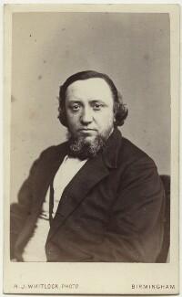 Sir Benjamin Ward Richardson, by Henry Joseph Whitlock - NPG Ax18349