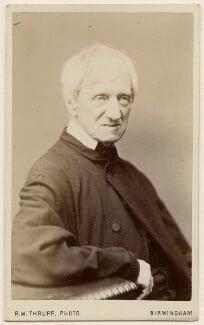 John Newman, by Robert White Thrupp, 1860s-1870s - NPG Ax18351 - © National Portrait Gallery, London
