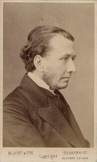 Charles John Vaughan, by Elliott & Fry - NPG Ax18354