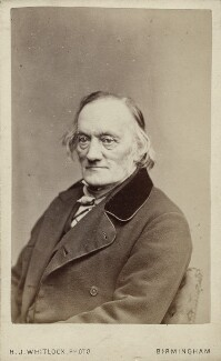 Sir Richard Owen, by Henry Joseph Whitlock - NPG Ax18374