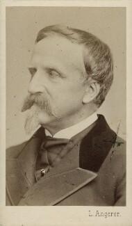 Henri Eugène Philippe Louis d'Orléans, duc d'Aumale, by Ludwig Angerer - NPG Ax18379