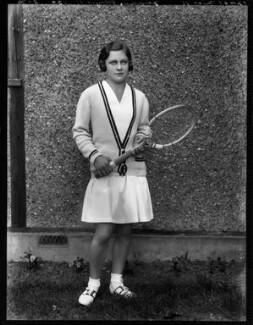 Mary Cartwright Heeley, by Bassano Ltd - NPG x124933