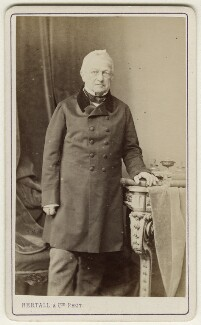 Louis Adolphe Thiers, by Bertall & Co (Albert d'Arnoux), 1860s - NPG Ax18380 - © National Portrait Gallery, London