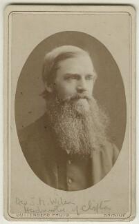 James Maurice Wilson, by Marcus Guttenberg - NPG Ax18245