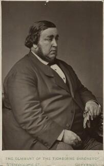 Arthur Orton, by London Stereoscopic & Photographic Company, circa 1871-1874 - NPG Ax18248 - © National Portrait Gallery, London