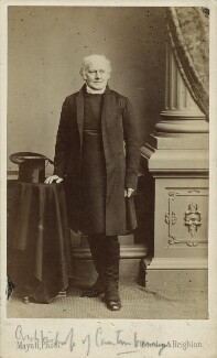 Charles Thomas Longley, by John Jabez Edwin Mayall - NPG Ax18249