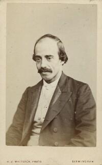 Paul Belloni du Chaillu, by Henry Joseph Whitlock - NPG Ax18285