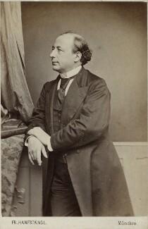 Père Hyacinthe (Charles Jean Marie Loyson), by Franz Hanfstaengl - NPG Ax18303