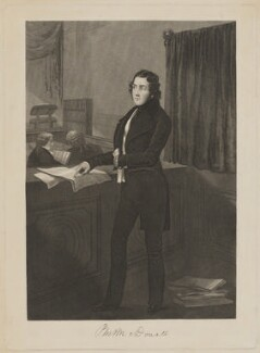 Peter Murray M'Douall (McDouall), by Unknown artist - NPG D21602