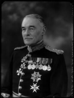 Sir Percival Spearman Wilkinson, by Bassano Ltd - NPG x150045