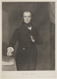 Joseph Rayner Stephens, by James Posselwhite, after  Benjamin Garside - NPG D21606