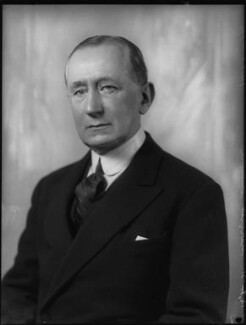 Guglielmo Marconi, by Bassano Ltd - NPG x150061