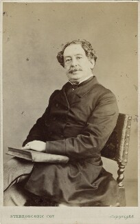 Sir William Howard Russell, by London Stereoscopic & Photographic Company - NPG Ax18264