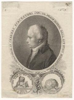 Franz Joseph Gall, by Unknown artist - NPG D21608