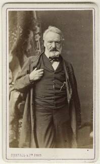 Victor Hugo, by Bertall & Co (Albert d'Arnoux) - NPG Ax18273