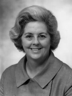 Betty Boothroyd, Baroness Boothroyd, by Bassano Ltd - NPG x172478