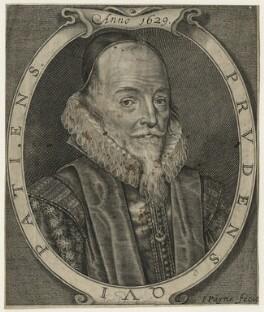 Sir Edward Coke, by John Payne, after  Unknown artist - NPG D21613