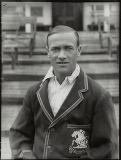 Jack O'Connor, by Bassano Ltd, 25 July 1931 - NPG x150089 - © National Portrait Gallery, London