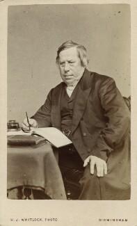 Charles Pritchard, by Henry Joseph Whitlock - NPG Ax18384