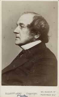 Samuel Morley, by Elliott & Fry - NPG Ax18386