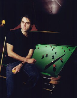 Ronnie O'Sullivan, by Trevor Leighton - NPG x128190