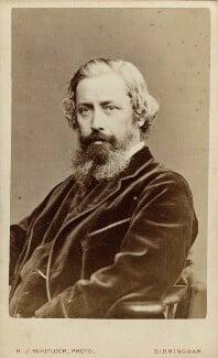 George Dawson, by Henry Joseph Whitlock - NPG Ax18309