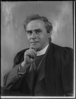 Walter Robert Matthews, by Bassano Ltd - NPG x150117
