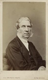 James Glaisher, by Henry Joseph Whitlock - NPG Ax18321