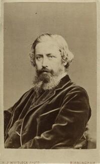 George Dawson, by Henry Joseph Whitlock - NPG x13375
