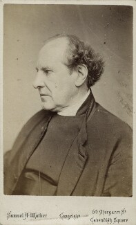 George Anthony Denison, by Samuel Alexander Walker - NPG Ax18226