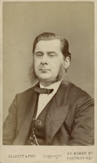 Thomas Henry Huxley, by Elliott & Fry - NPG Ax18298