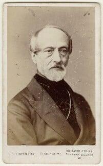 Giuseppe Mazzini, by Elliott & Fry - NPG Ax18202