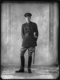 Hon. John Hamilton-Russell, by Bassano Ltd - NPG x150153