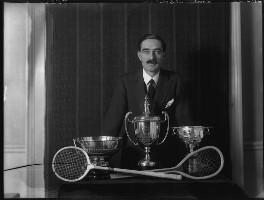 Clarence Napier Bruce, 3rd Baron Aberdare, by Bassano Ltd, 29 February 1932 - NPG x150160 - © National Portrait Gallery, London