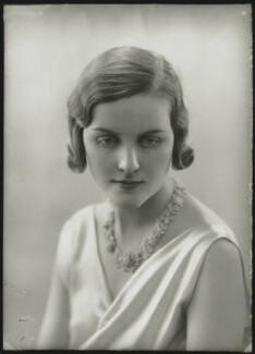 Diana Mitford (later Lady Mosley), by Bassano Ltd - NPG x26672