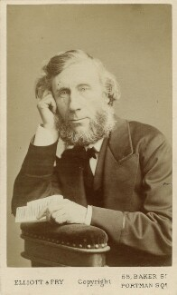 John Tyndall, by Elliott & Fry - NPG x13245