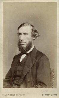 John Tyndall, by Henry Joseph Whitlock - NPG x45954