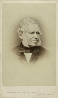 Clarkson Frederick Stanfield, by John & Charles Watkins - NPG x13212
