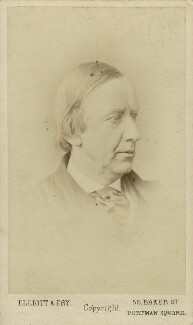 Sir Charles Hallé (né Carl Halle), by Elliott & Fry, 1870s - NPG x17308 - © National Portrait Gallery, London