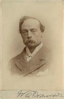 Sir William Quiller Orchardson, by Elliott & Fry - NPG x12617