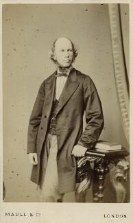 William Benjamin Carpenter, by Maull & Co - NPG x5698