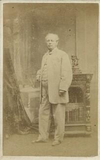Edward Duncan, by Ferdinand Jean de la Ferté Joubert - NPG x76783