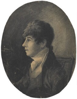 Percy Bysshe Shelley, by Unknown artist, early 19th century - NPG D21669 - © National Portrait Gallery, London