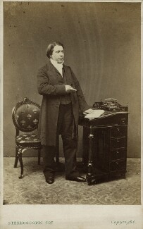 Charles Haddon Spurgeon, by London Stereoscopic & Photographic Company - NPG Ax46215