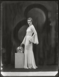 Hon. Janet (Gladys) Kidd (née Aitken), by Bassano Ltd - NPG x150170