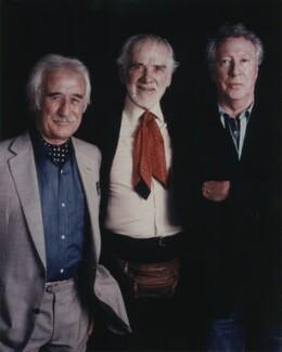 Bryan Wharton; Michael Ward; Michael Seymour, by Maud Sulter - NPG x128267