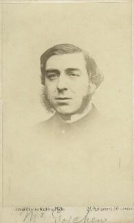 George Joachim Goschen, 1st Viscount Goschen, by John & Charles Watkins, or by  John Watkins - NPG Ax8545