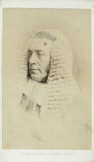 Thomas O'Hagan, 1st Baron O'Hagan, by John & Charles Watkins - NPG Ax46860